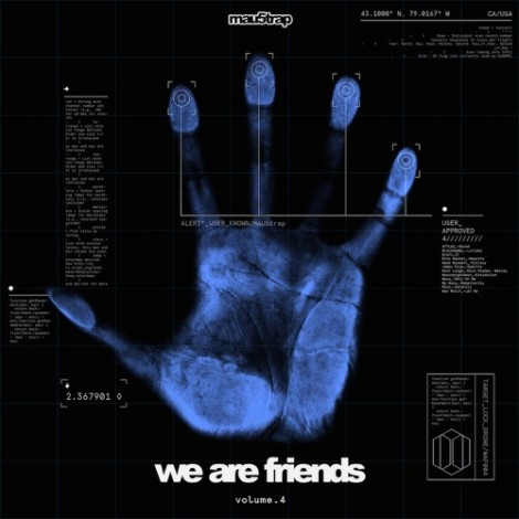 Deadmau5's pres.: We Are Friends Vol. 4