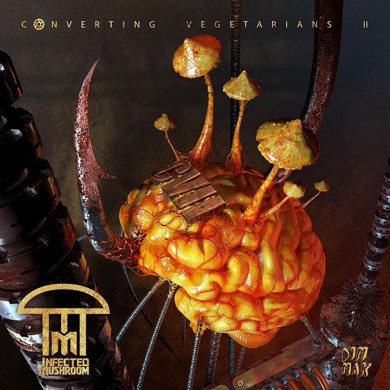 Infected Mushroom – Converting Vegetarians II