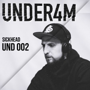 UND 002 - Under4M Podcast - Sickhead