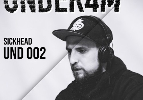 UND 002 – Under4M Podcast – Sickhead