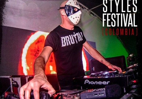 Art Of Fighters @ Radikal Styles 19.02.2016 – Bogotá, Colombia