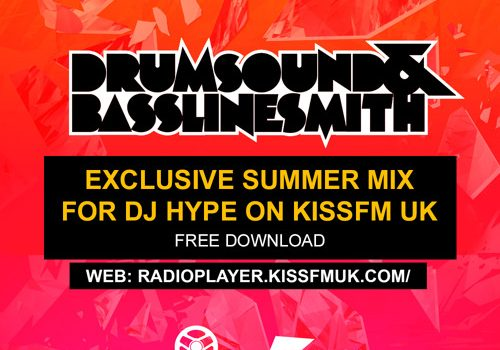Drumsound & Bassline Smith – Exclusive Mix For DJ Hype – KissFMUK