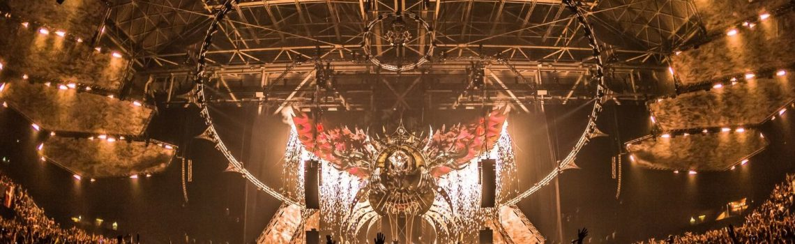 Qlimax 2016:  Rise of the Celestials