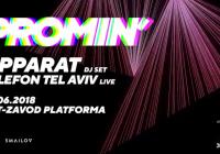 Promin' l Apparat & Telefon Tel Aviv