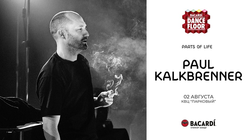 Paul Kalkbrenner (Live) – Parts Of Life