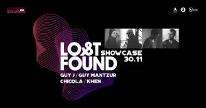 Sounds No Bounds presents Lost & Found Showcase
